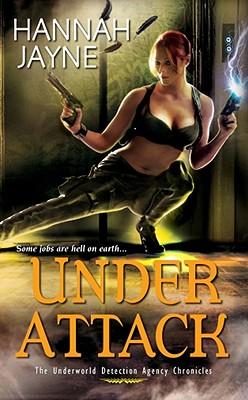 Under Attack By Jayne, Hannah
